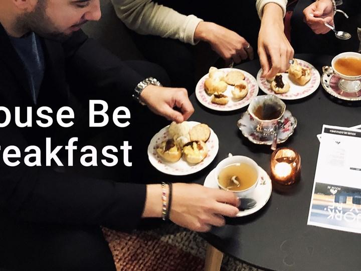 House Be Breakfast